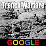 Interactive Image: Trench Warfare in World War I
