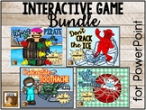 Interactive Game Bundle for PowerPoint