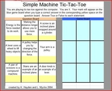 Interactive Game: Simple Machines