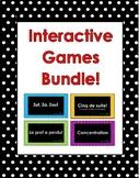 Interactive Games Bundle!
