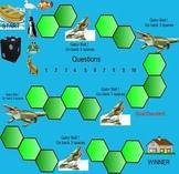 Interactive Gator Bait Board Game
