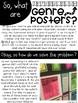 Interactive Genre Posters