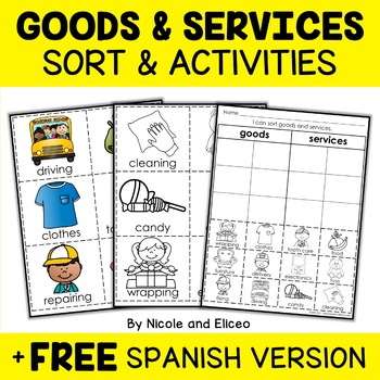 Interactive Goods and Services Activities