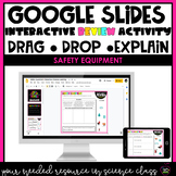 Interactive Google Slides | Safety Equipment for Science |