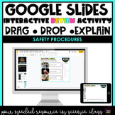 Interactive Google Slides | Science Safety Lab| Digital Resource