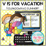 Interactive Google Slides for ABC Countdown to Summer...Vv