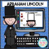 Interactive Google Slides for Abraham Lincoln