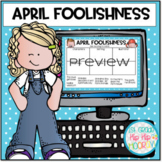 Interactive Google Slides for April Foolishness!