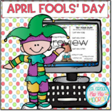 Interactive Google Slides for April Fools' Day!