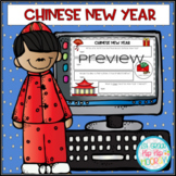 Interactive Google Slides for Chinese New Year
