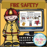 Interactive Google Slides for Fire Safety....Distance Learning