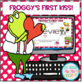 Interactive Google Slides for Froggy's First Kiss...A Lite