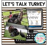 Interactive Google Slides for Let's Talk Turkey!
