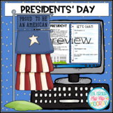 Interactive Google Slides for Presidents' Day!