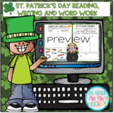 Interactive Google Slides for St. Patrick's Day Activities!
