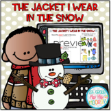 Interactive Google Slides for The Jacket I Wear In the Sno