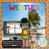 Interactive Google Slides for Weather