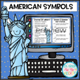 Interactive Google Slides For American Symbols