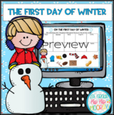 Interactive Google Slides to Accompany The First Day of Winter