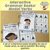 Interactive Grammar Books: Modal Verbs