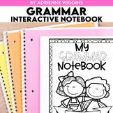 Grammar Interactive Notebook (Google Classroom & PDF Versions) Distance Learning