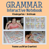 Interactive Grammar Notebook with Scaffolded Notes