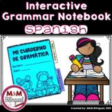 Interactive Grammar Notebook in Spanish
