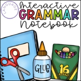 Interactive Grammar Notebook for the Primary Grades {Common Core Aligned}