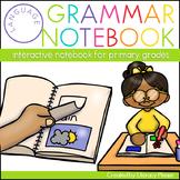 Interactive Grammar Notebook for the Primary Grades {Common Core Aligned}