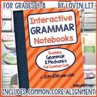 Grammar Interactive Notebook: Grammar Activities   Interactive Grammar Notebook
