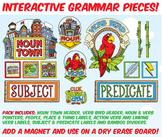 Interactive Grammar Wall Pieces Pack