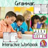 English Grammar Interactive Workbook