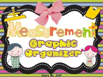 Measurement: Graphic Organizer