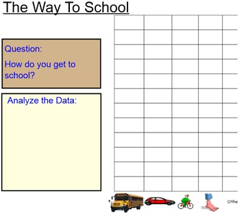 Interactive Graphing Activities (11 Ready to go Graphing Questions)