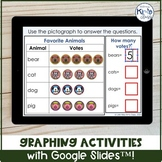 Interactive Graphing Activities with Google Slides™