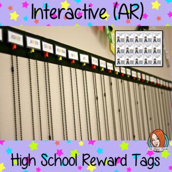 Interactive Growth Mind Set Reward Tags