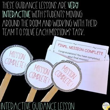 Interactive Guidance Lesson Bundle - Mission Series