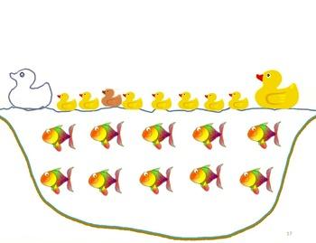 "K-1 Interactive Math Playlet: ""Math Fun at the Pond"""