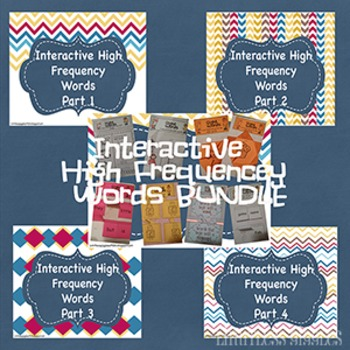 Interactive HFW Notebook BUNDLE
