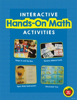 Interactive Hands-On Math Activities