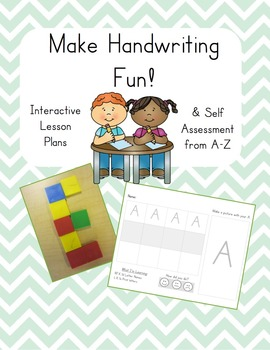 Interactive Handwriting Unit