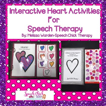Interactive Heart Activity Set for Speech Therapy