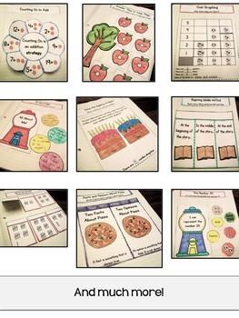 Interactive Homework Notebook {Grade 1/2 COMBO PACK} BUNDLE