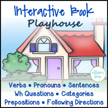 Interactive Book: Playhouse