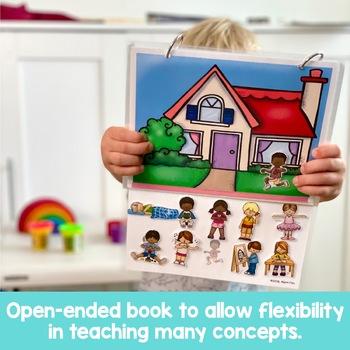 Interactive Book: Playhouse