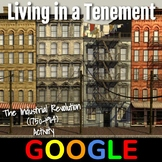 Interactive Image: Living in a Tenement