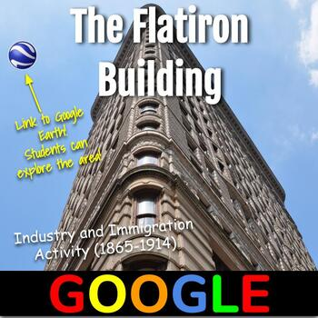 Interactive Image: The Flatiron Building