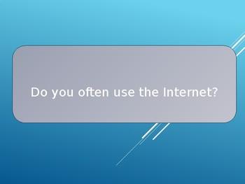 Interactive Internet Question
