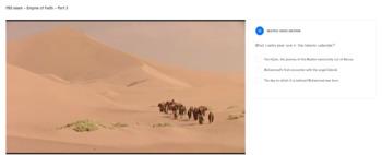 Interactive Islam Videos Empire of Faith