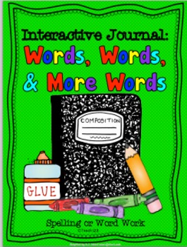 Word Work Syllables, Dictionary, Vowels, Blends and More